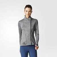 Джемпер женский adidas Sequencials Wraparound Sweatshirt AP9807 - 2016/2