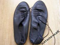 Туфли для бальных танцев кожа 33р