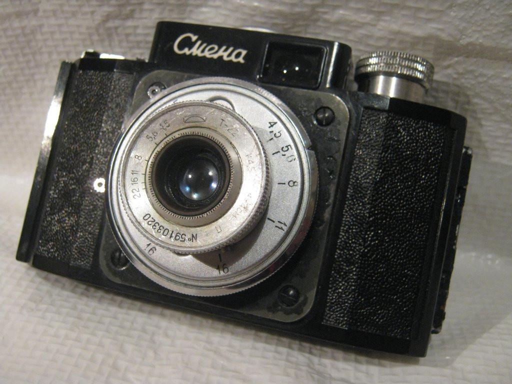 Фотоаппарат СМЕНА (первый)