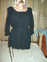 Эффектная брендовая блуза wera 100%жатый шелк