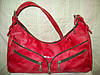 Красивая сумка яркая мрамор 100%кожа лак
