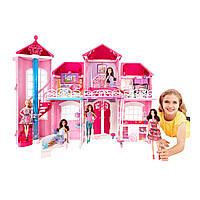 Игровой набор Barbie Новый дом в Малибу Mattel