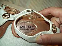 Босоножки детские MICHAEL KORS кожзам