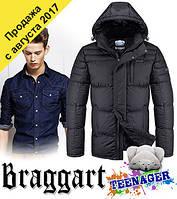 Куртки подростковые укороченные зимние