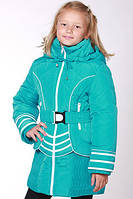 Куртка для девочки демисезонная Миранда на рост 140 см, цвета в ассорт.