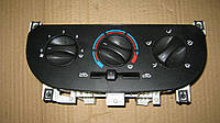 Блок управления печкой без кондиционера Фиат Добло / Fiat Doblo 2008