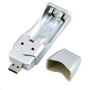 Зарядное устройство USB для аккумуляторов AA / AAA / Ni-Cd / Ni-MH.