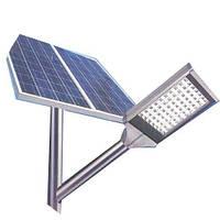 30W LED светодиодный уличный фонарь с солнечной батареей