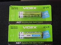 Батарейка алкалиновая A 27. 12 V.