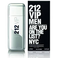 Духи-концентрат Carolina Herrera 212 vip men 15ml