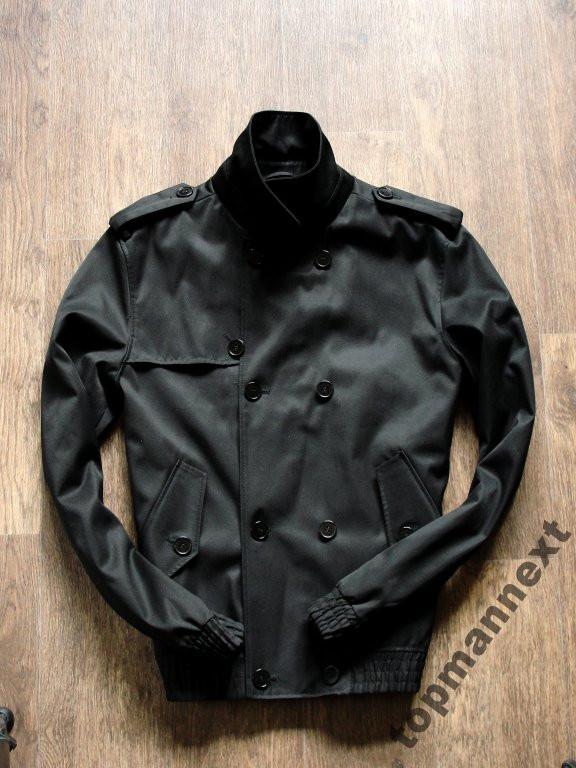 ОГОНЬ! H&M Куртка (L) ОРИГИНАЛ! НОВАЯ!