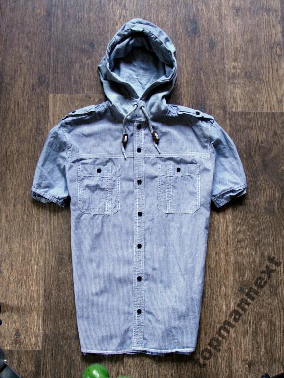 ОГОНЬ! ASOS Slim Рубашка (М).СОСТ.ИДЕАЛ!
