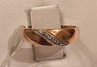 Кольцо золотое 585 проба, арт.3284 d