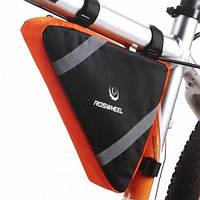 Подрамная сумка на велосипед органайзер Roswheel