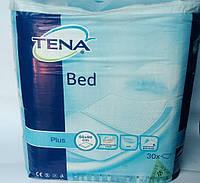 Tena Bed впитывающие пеленки одноразовые 60х90 см 30 штук