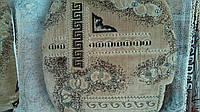 Чехлы на табуретки упаковка 4шт + поролон 33х33 №37
