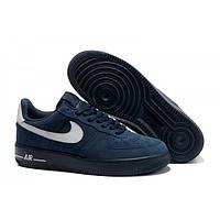 Кроссовки Nike Air Force 1 Low Blue 4 - 1350