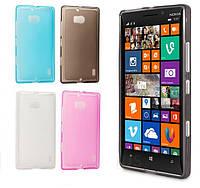 Силиконовый чехол для Nokia Lumia 929 930