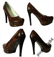Туфли кожаные. Наличие. Супер цена.37 размер