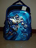 Рюкзак для мальчика 3DТрансформер