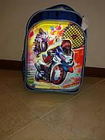 Рюкзак для мальчика в 3D