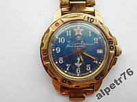 Часы наручные КОМАНДИРСКИЕ АМФИБИЯ DSCN6571 РАБ