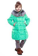 Зимнее пальто на подростка  Малика  нью вери (Nui Very) в Украине по низким ценам