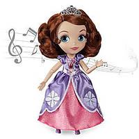 Кукла София Дисней поющая новинка 2016 Disney Sofia Sing Doll