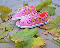 Кроссовки для красивой и гламурной девочки