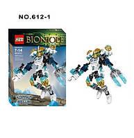 """Конструктор KSZ 612-1 Bionicle (аналог Lego Bionicle 71311) """"Копака и Мелум"""""""