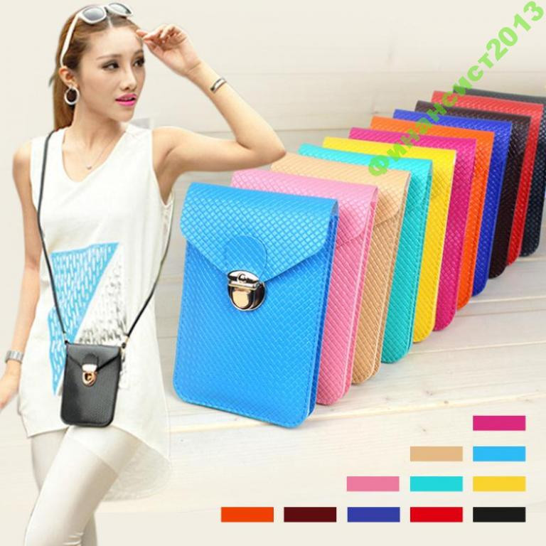 Женская сумка/клатч/кошелек New 2016 Разные цвета