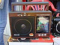 Портативное радио,USB,SD,MP3 мощный аккумулятор!!!