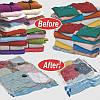 Вакуумные пакеты для одежды  70*100 см