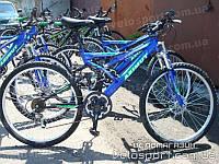 Подростковый велосипед Azimut Venus 24 D