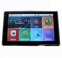 "Навигатор GPS HD 5001 4gb Cortex-A7 800mHz 5"""