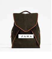 Рюкзак Zara в стиле кэжуал