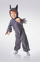 Детский карнавальный костюм «Волк» рост 80-86