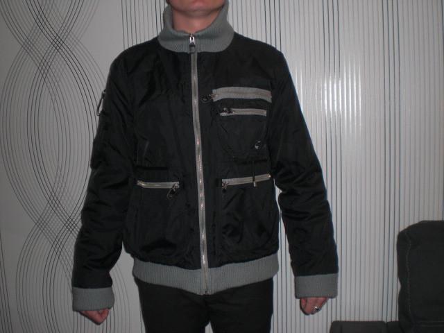 Куртка мужская  в ид.сост.дёшево