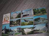 Набор открытки Киев   СССР 1977год