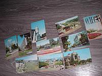 Набор открыток  Одеса Одесса   1977г. 9 шт