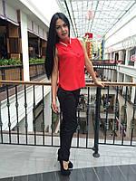 Женская блузка из шифона