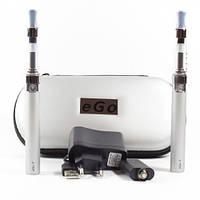 Электронная сигарета Набор eGo CE5 1100 mAh (в чехле) Серебро