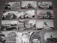 Набор открыток СССР ЛЕНИНГРАД ДВОРЕЦ 14 ШТ 1955год