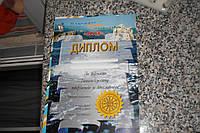Почётная грамота, диплом МДЦ АРТЕК пионерия Крым