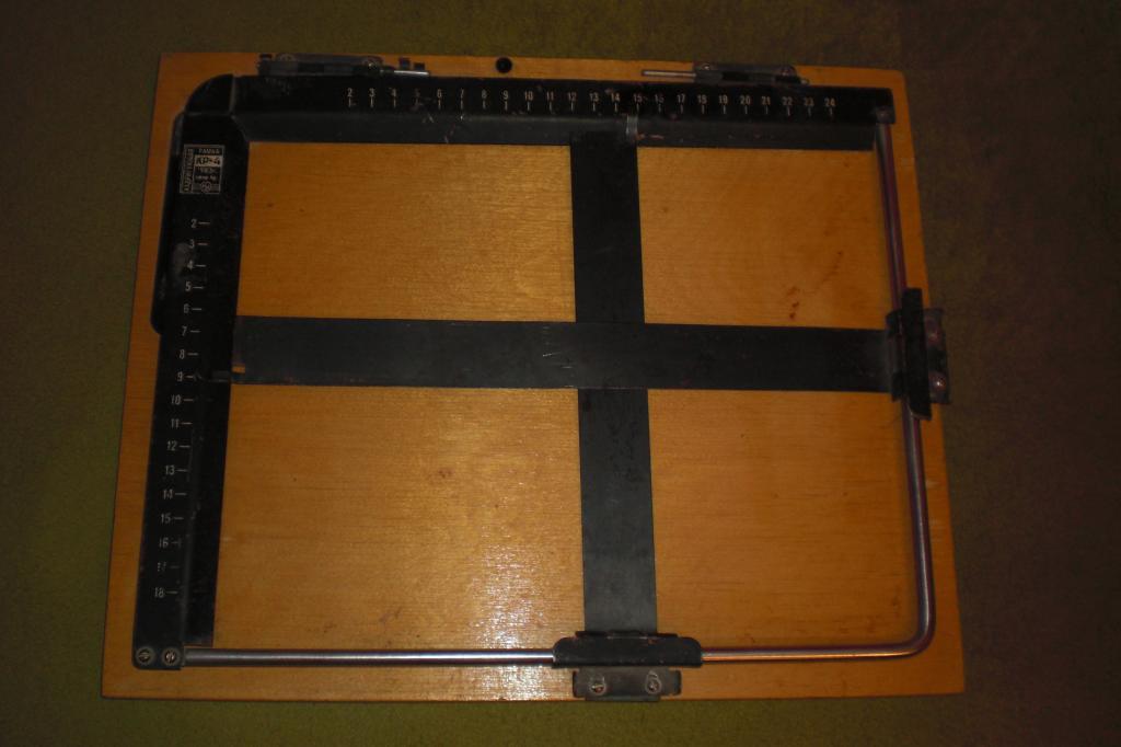 Кадрирующая рамка КР-4