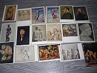 Набор открыток Киевский музей живопись 16шт