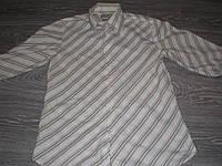 Рубашка мужская хорошее состоян. отдаю почти даром