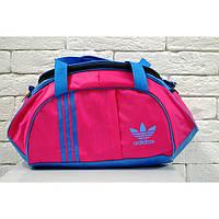 Стильная сумка Adidas для фитнесу. Отличное качество. Продуманый дизайн. Купить сумку онлайн. Код: КДН739