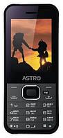 Мобильный телефон АSTRO A240 Black, фото 1