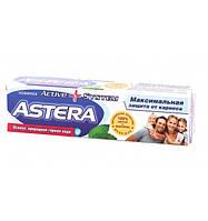"""Зубная паста """"Максимальная защита от кариеса"""" - Astera Active+Sistem (Оригинал)"""